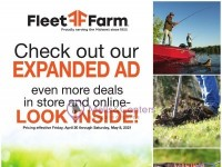 Mills Fleet Farm (Check Out Our Expanded Ad) Flyer
