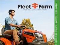 Mills Fleet Farm (Lawn And Garden Catalog) Flyer