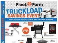 Mills Fleet Farm (Truckload Savings Event) Flyer