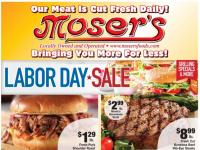 Moser's Foods (Special Offer) Flyer