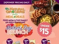 Natural Grocers (A Brunch Meal Deal) Flyer