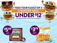 Natural Grocers (Burger Meal Deal) Flyer