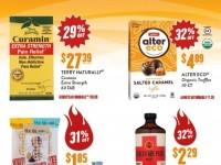 Natural Grocers (Hot Deals) Flyer