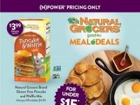 Natural Grocers (Meal Deals) Flyer