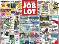 Ocean State Job Lot (Special Offer) Flyer
