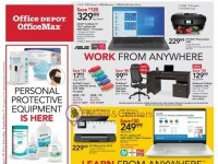 Office Depot (Work From Anywhere) Flyer