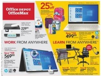 Office Depot (Work From Anywhere Learn From Anywhere) Flyer