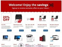 Office Max (Coupon offer) Flyer