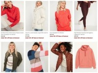 Old Navy (Hot Deals) Flyer