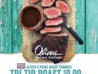 Oliver's Markets (Hot Offer) Flyer