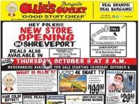 Ollie's Bargain Outlet (Hot deals) Flyer