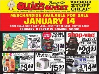 Ollie's Bargain Outlet (Special Offer) Flyer