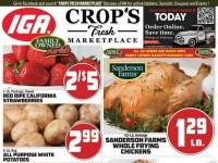 Oregon Dairy Supermarket (Weekly Specials) Flyer