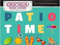 Orscheln Farm and Home (Patio LookBook) Flyer