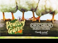 Orscheln Farm and Home (Poultry Guide) Flyer