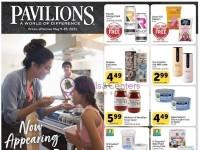Pavilions (Big book of savings) Flyer