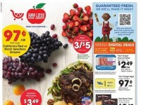 Pay Less Super Markets (Fresh For Everyone) Flyer