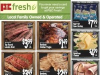 P&C Fresh Markets (Local Family Owned And Operated) Flyer