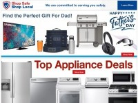 P.C. Richard & Son (Find The Perfect Gift For Dad) Flyer
