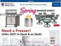 P.C. Richard & Son (Spring Savings Event) Flyer