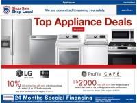 P.C. Richard & Son (Top Appliance Deals) Flyer
