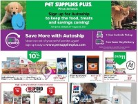 Pet Supplies Plus (Monthly deals) Flyer