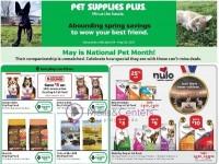 Pet Supplies Plus (Monthly Sale) Flyer