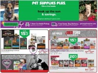 Pet Supplies Plus (Savings Guide) Flyer