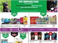 Pet Supplies Plus (Special offer) Flyer