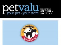 Pet Valu (Tail Wagging Prices) Flyer
