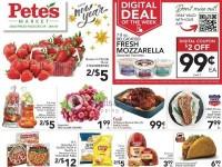 Pete's Fresh Market (Special Offer - 57th & Kedzie, 47th & Kedzie, 43rd & Pulaski, West Lawn Market, 118th & Ave O, Cerm Flyer