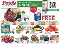 Pete's Fresh Market (Special Offer - Bridgeview, Willowbrook) Flyer