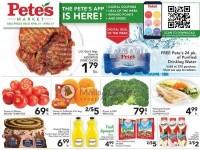 Pete's Fresh Market (Special Offer - Calumet City, Evergreen Park) Flyer