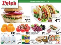 Pete's Fresh Market (Special Offer - Madison & Western) Flyer