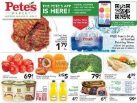 Pete's Fresh Market (Special Offer - Madison & Western, Oak Park, Matteson) Flyer
