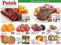 Pete's Fresh Market (Special Offer - Oakbrook Terrace Oak Park Wheaton) Flyer