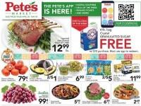 Pete's Fresh Market (Special Offer - Oakbrook Terrace, Wheaton, Glen Ellyn) Flyer