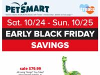 PetSmart (Black Friday Ad) Flyer