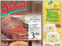 Pioneer Grocery (Weekly Specials) Flyer