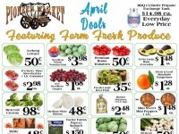 Pioneer Supermarket (Special Offer) Flyer