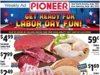 PioneerSupermarkets (Get Ready For Labor Day Fun) Flyer