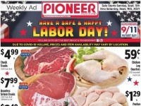 PioneerSupermarkets (Have a Safe And Happy Labor Day) Flyer