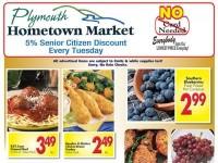 Plymouth Hometown Market (Amazing Deals) Flyer