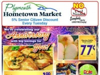 Plymouth Hometown Market (Special Offer) Flyer