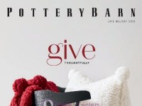 Pottery Barn (Late Holiday) Flyer