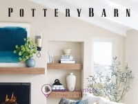Pottery Barn (Spring cataloog) Flyer