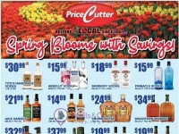 Price Cutter (Beer Wine Spirits Ad) Flyer