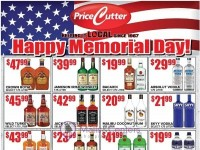 Price Cutter (Beer Wine Spirits Sale) Flyer