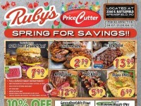 Price Cutter (Spring for savings) Flyer