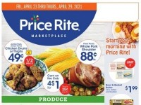 Price Rite (Weekly Specials) Flyer